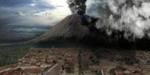 Pompeii, October 24th 79 AD, it started like any other day