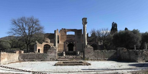 Hadrian's Villa, Architecture and Aesthetics