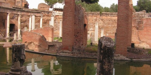 Hadrian's Villa, Evocations of a Man Through Architecture
